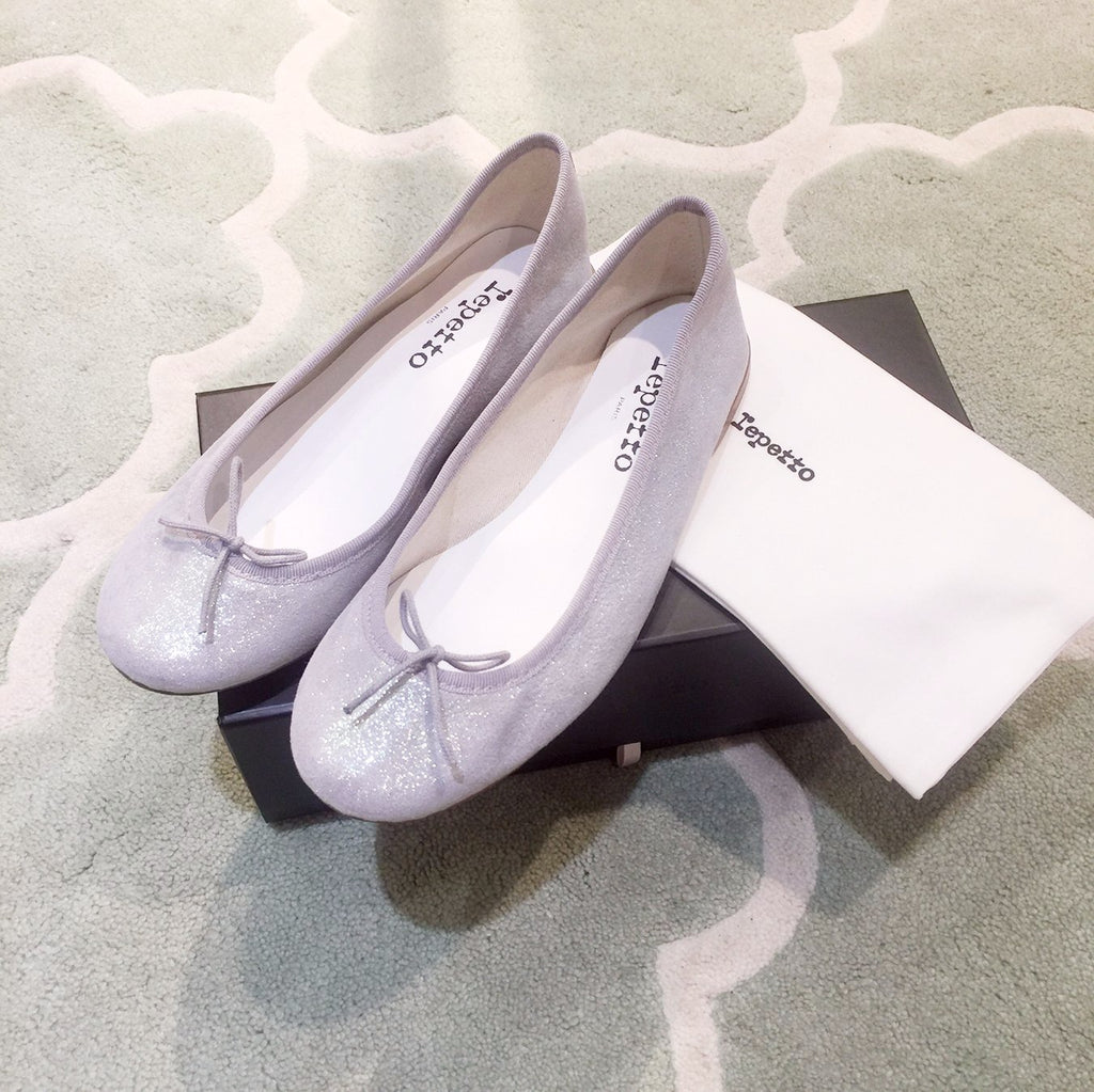 Repetto Paris - Cendrillon Mystic Silver Grey
