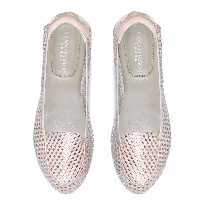 Cocorose London - Clapham Pink and Silver