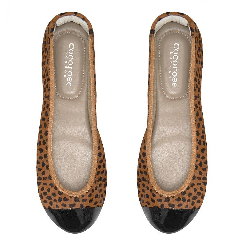 Cocorose London - Harrow Leopard Print