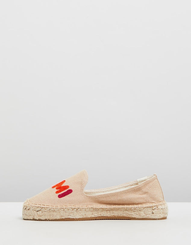 Soludos - Feminist Smoking Slipper