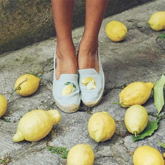 851d8d8e392 Soludos - Lemon Embroidered Platform Smoking Slipper – ballerine ballerinas