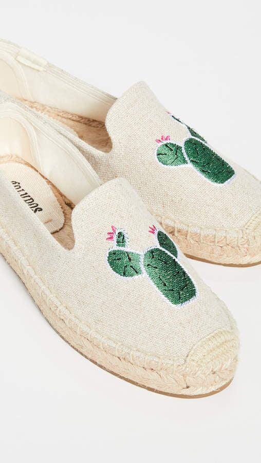 Soludos - Cactus Smoking Slipper