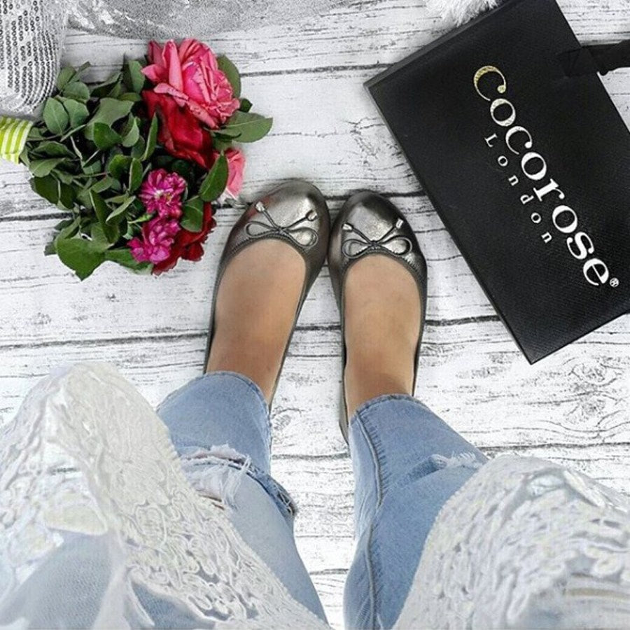 Cocorose London - Sandringham Silver Grey
