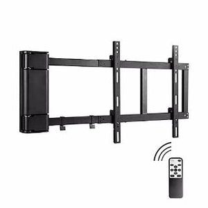 Lithe 90 Degree Remote Control Motorised TV Wall Mount up to 60""