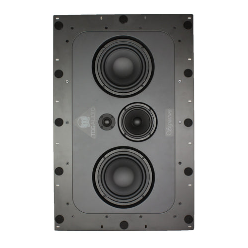 TDG Signature Series LCR In Wall Speakers