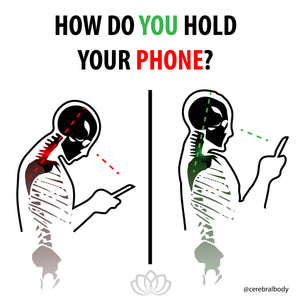 Why Cell Phones Are a Pain in the Neck: Forward Head Posture