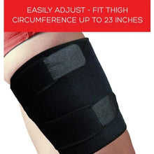 Compression Thigh Recovery Sleeve For Hamstring Pain Groin Pain & Quad Support Hip Groin Brace Cerebralbodystore