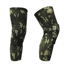 Exercise Compression Kneepad Brace Support Compression Socks For Sports 1 Camo / S Knee Brace Cerebralbodystore