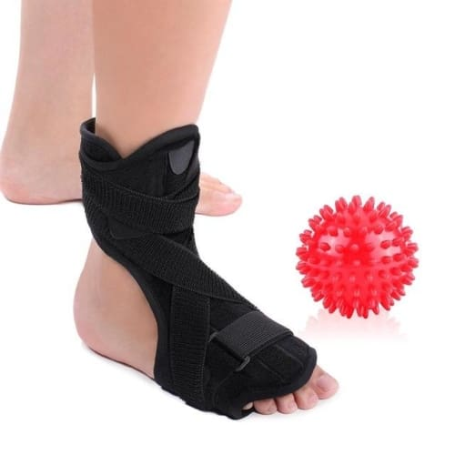 Foot Stabilizer Braces Ankle Support For Plantar Fasciitis Feet & Ankle Cerebralbodystore