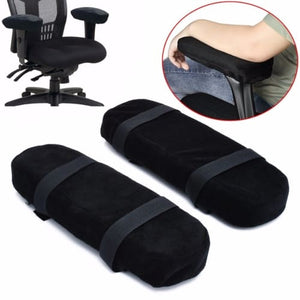 Memory Foam Arm Rests For Office Chairs Cerebralbodystore