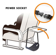 Portable Relaxation Foot Rest Hammock Cerebralbodystore