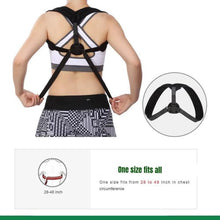 Promo Underclothing Adjustable Posture Corrector Braces & Supports Cerebralbodystore