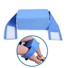 Soft Knee Pillow With Straps For Correct Sleeping Posture Knee Brace Cerebralbodystore