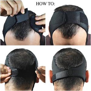 Stop Snoring Chin Strap Jaw Support For All Sleeping Positions Ergonomic Cerebralbodystore
