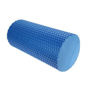 Yoga Foam Roller Physio Trigger Point Massage Therapy Blue Cerebralbodystore