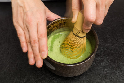 Recipe: Usucha - Tea Ceremony Preparation