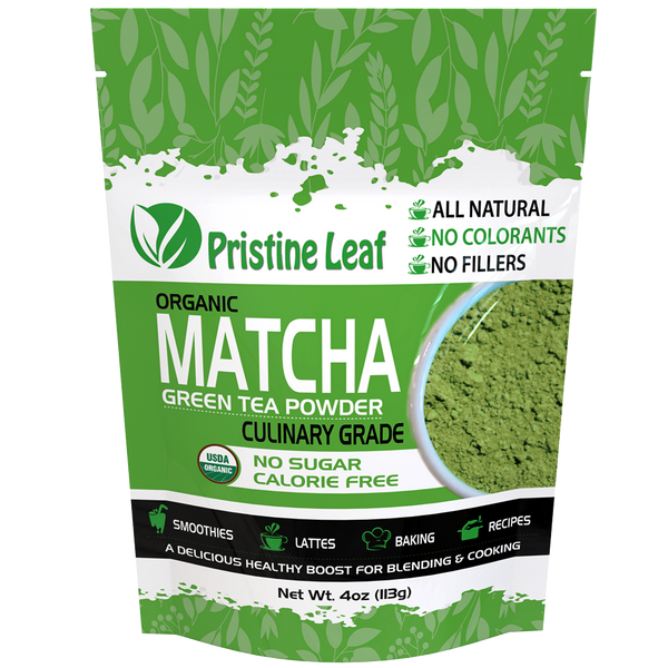 Culinary / Cooking Organic Matcha, 4oz/113g
