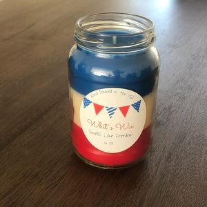 4th of July / American Edition Candles