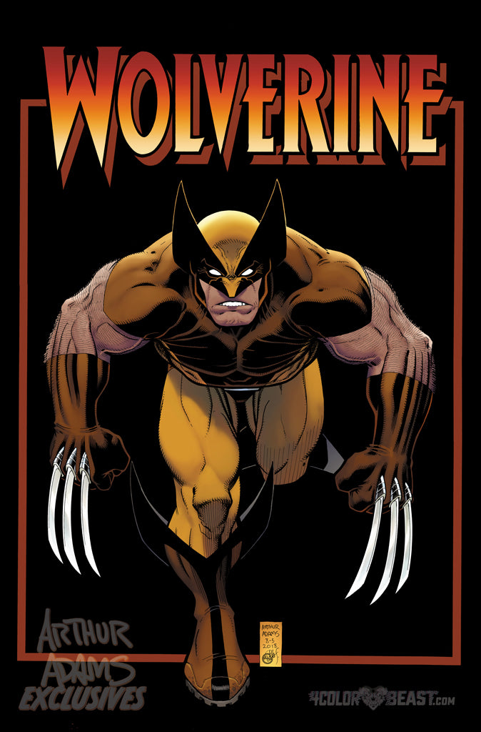 Return of Wolverine #1 Arthur Adams EXCLUSIVE (SINGLE)