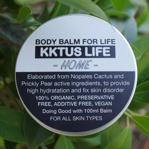 """Home"" Body Balm for life - 100ml"