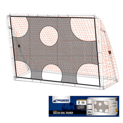 3-IN-1 Soccer Goal Trainer - Individual Goal