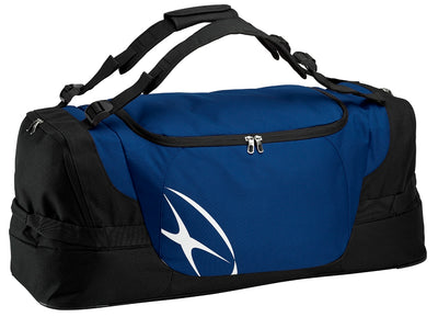 Competitor Duffle Bag with Backpack Straps