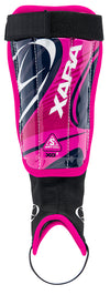 XG1 V4 Shin guard - Pink-Navy