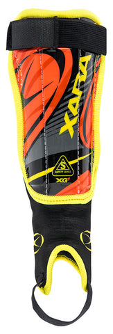 XG1 V4 Shin guard - Orange-Black