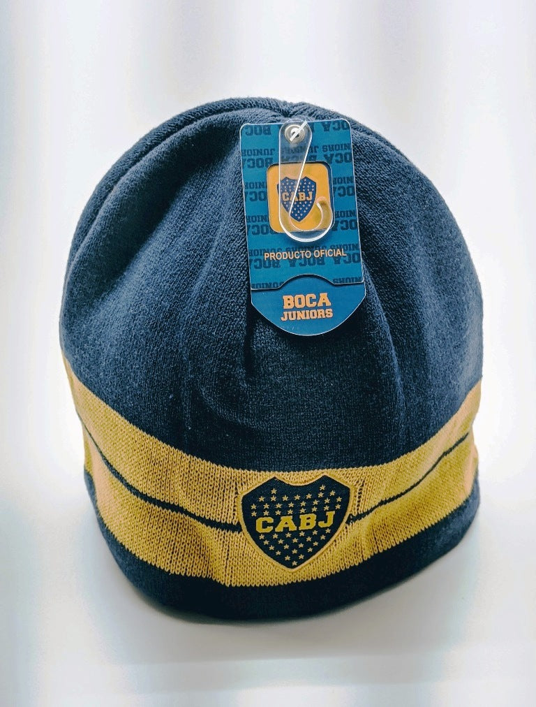 Boca Juniors Adult Beanie