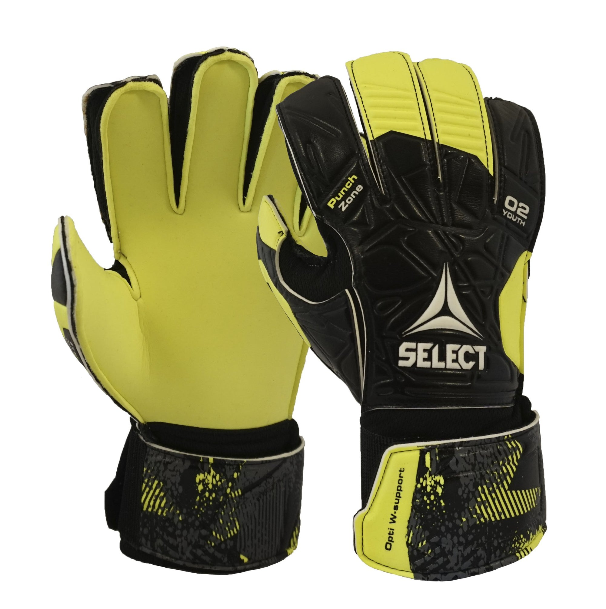 Youth goalkeeper gloves for all year round v20