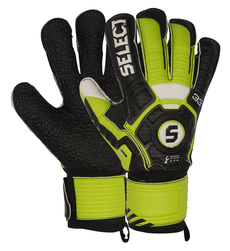 33 Hard Ground w/Finger Protection - Adult