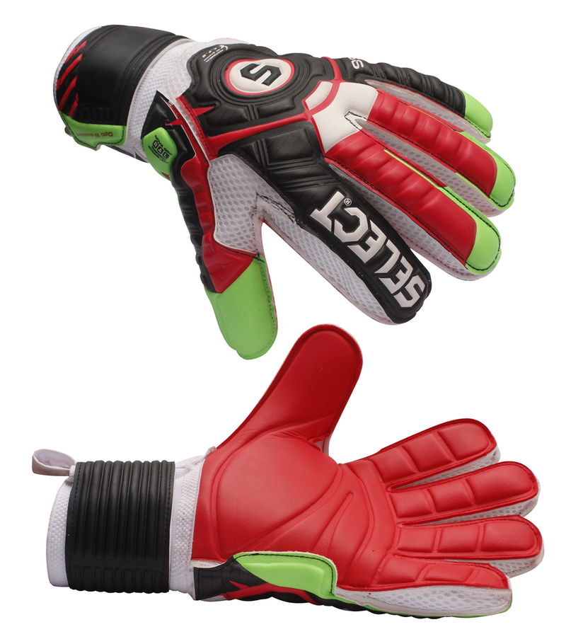 66 w/Finger Protection Goalkeeper Glove - Adult