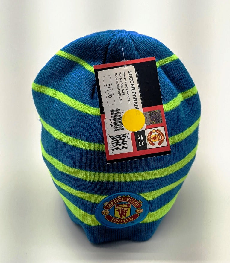 Manchester United Adult Beanie