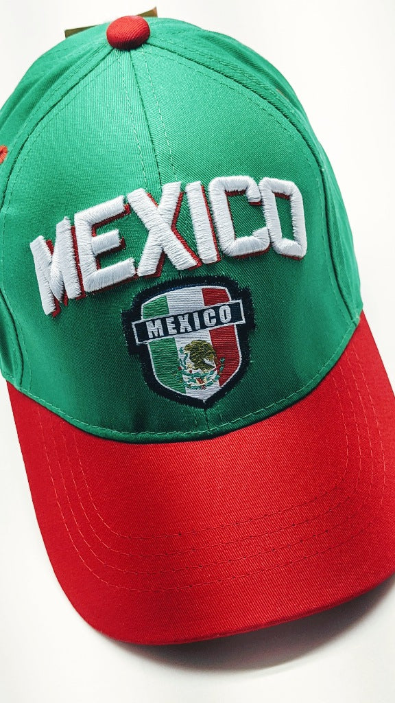 Mexico Adult Cap - Headwear