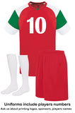 Mundo Youth Uniform - Includes Player Number
