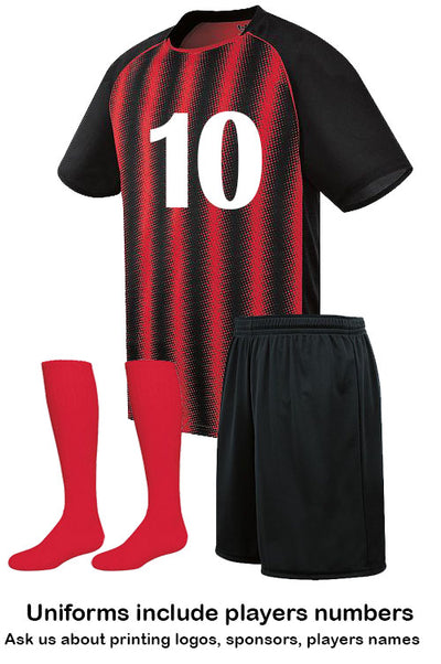 Prism Adult Uniform - Includes Player Number
