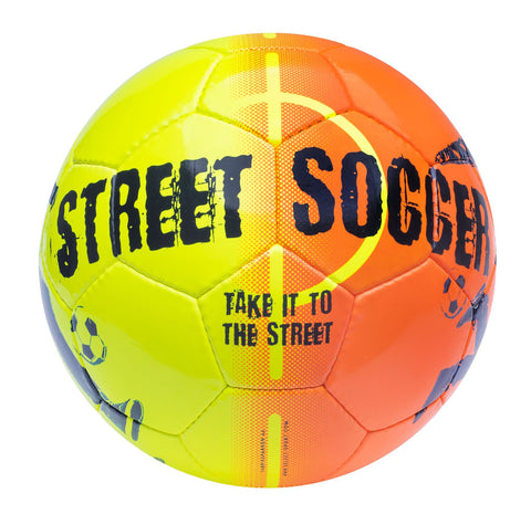 Street Soccer Ball 2018 Design