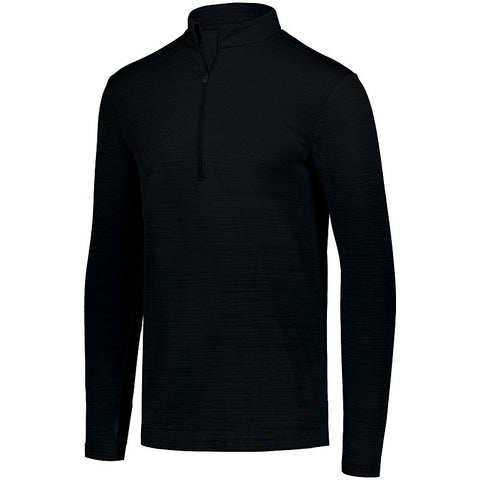 Striated 1/2 Zip Pullover - Men