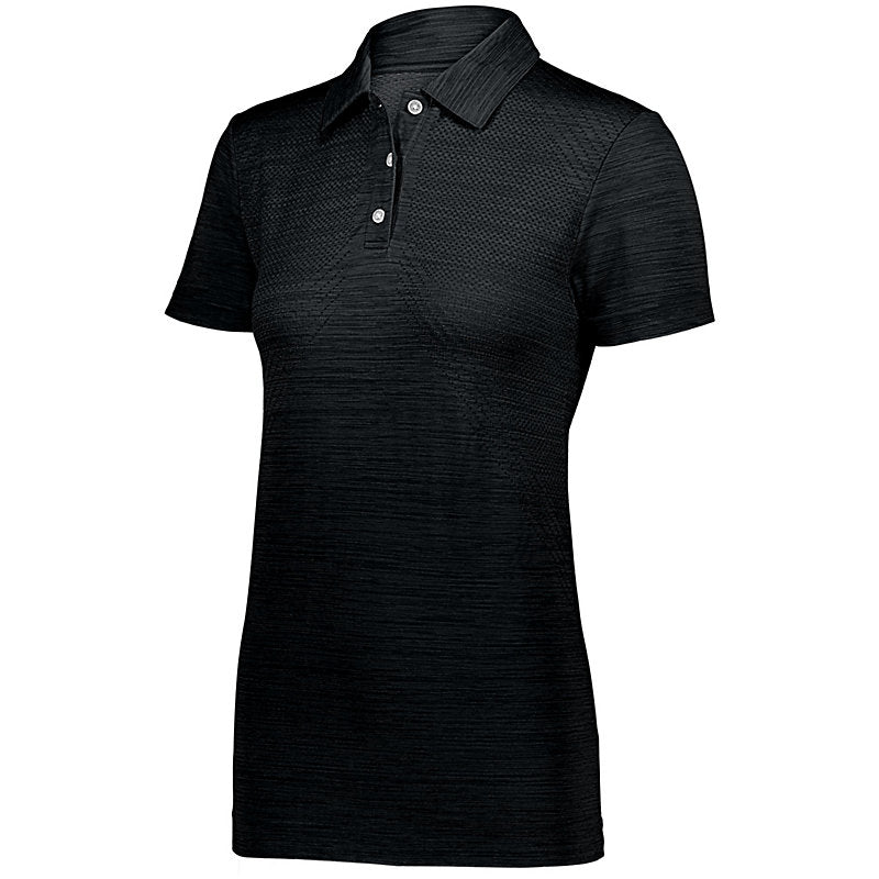 Striated Polo - Ladies