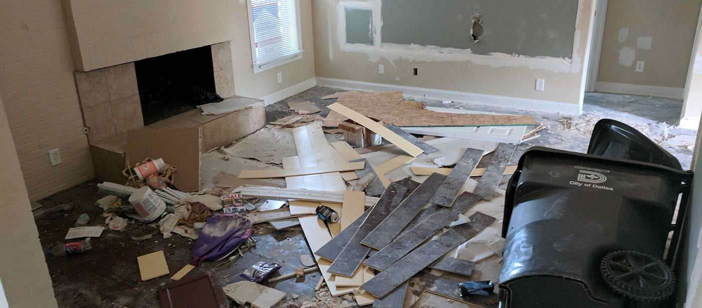 What protects your newly renovated property?