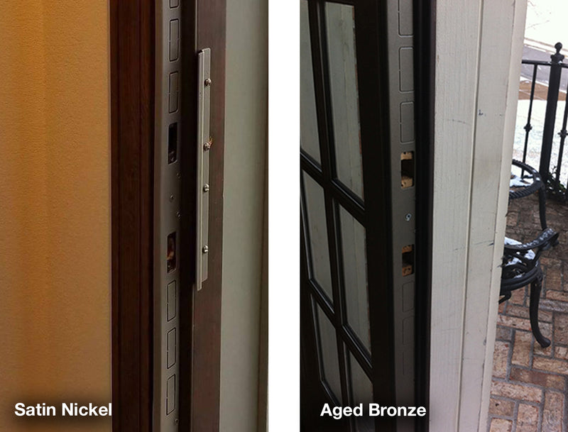 Door Armor Jamb Shield