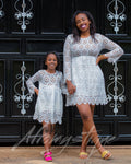 Mommy Daughter Lace Dress