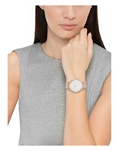 Fossil Women's 34mm Neely Watch with Leather Strap