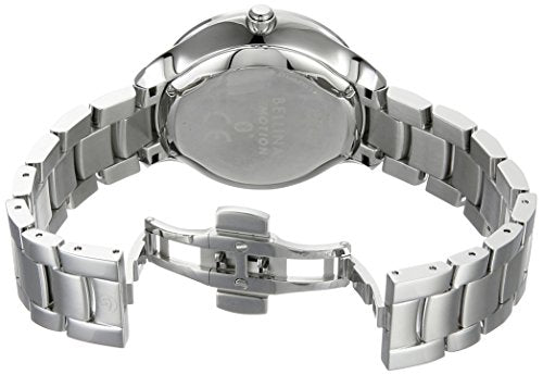 Movado Women's 0660006 Analog Display Swiss Quartz Silver Smartwatch