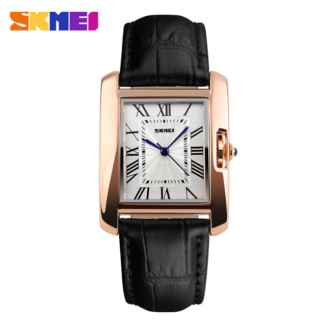 Elegant Retro Watch Skmei