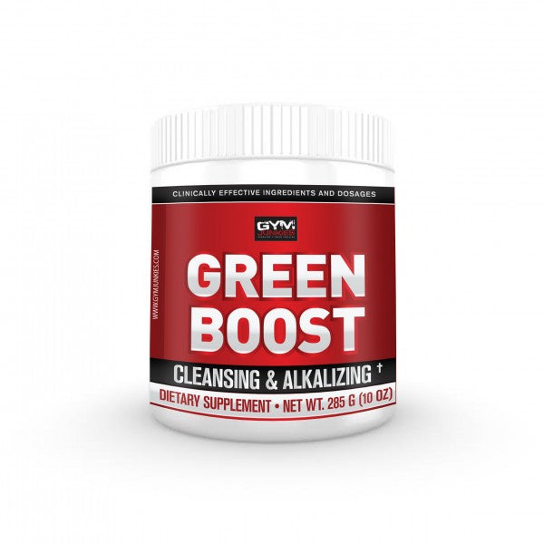 Superfood Powder Green Boost 285 g (10 oz) - gymjunkies