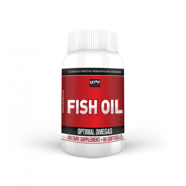 Fish Oil Epa Dha Synergy 60 softgels - gymjunkies