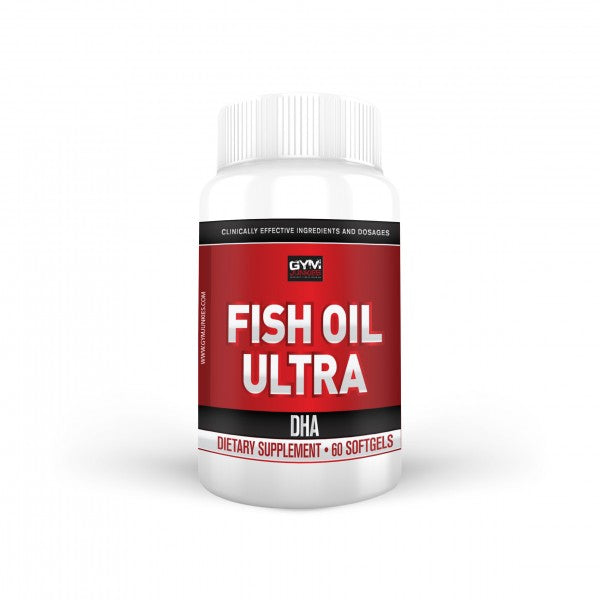 Fish Oil Ultra DHA 60 softgels - gymjunkies