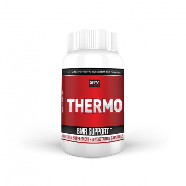 Thermo BMR Support 120 vegetarian capsules - gymjunkies
