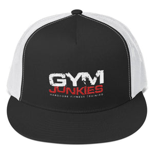 Gym Junkies Trucker Cap
